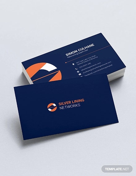 10+ Networking Business Card Templates Pages, Ai, Word Regarding Networking Card Template