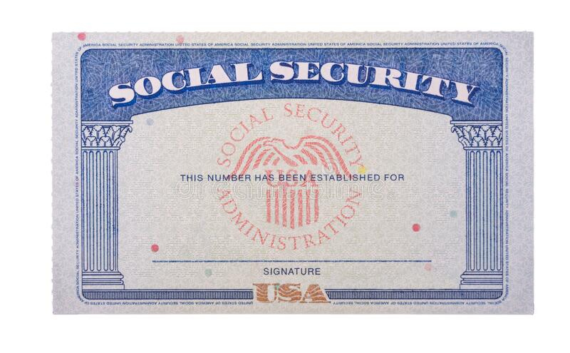 163 Blank Social Security Card Photos Free & Royalty Free With Regard To Blank Social Security Card Template Download
