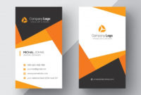 20 Professional Business Card Design Templates For Free In Professional Business Card Templates Free Download