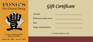 21+ Restaurant Gift Certificate Templates Free Sample Inside Best Restaurant Gift Certificate Template