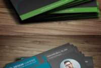 25 Free Business Cards Psd Templates And Mockup Designs Throughout Professional Business Card Templates Free Download