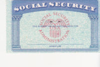 26 New Blank Social Security Card Template Pdf With 11+ Social Security Card Template Download