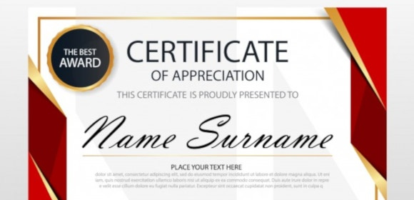 30+ Certificate Of Appreciation Templates Word, Pdf, Psd Intended For Printable Thanks Certificate Template