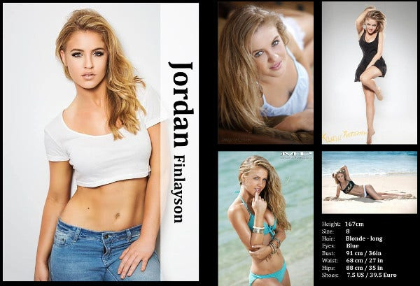 8+ Comp Card Templates Free Sample, Example, Format Within Best Model Comp Card Template Free