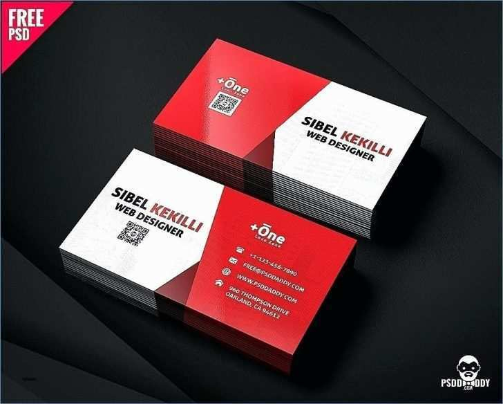 87 Customize Double Sided Business Card Template Word Free With 2 Sided Business Card Template Word