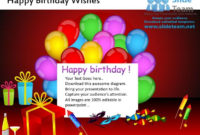Awesome Powerpoint Templates | Greeting Card Template Within Quality Greeting Card Template Powerpoint