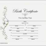 Baby Doll Birth Certificate Template (1) Templates Example Intended For Baby Doll Birth Certificate Template