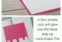 Build Your Own 3D Card With Free Pop Up Card Templates The With Regard To Diy Pop Up Cards Templates