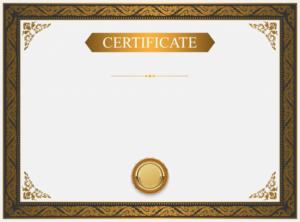 Certificate Background Design Certificate Certificate Throughout High Resolution Certificate Template