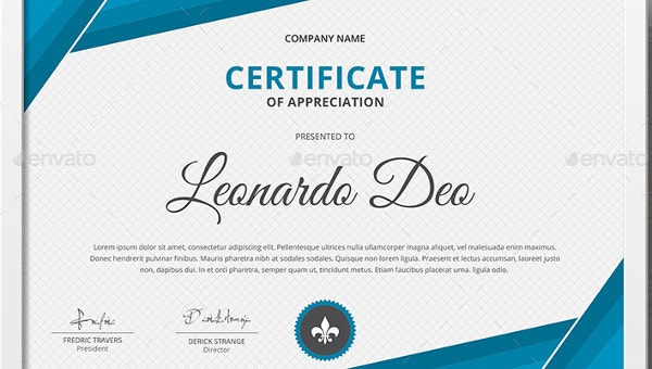 Certificate Of Recognition Template 15+ Free Word, Pdf Within Template For Certificate Of Award
