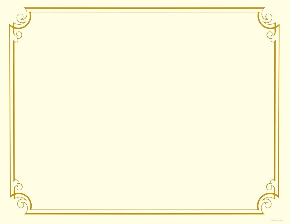 Certificate Scroll Template (4) | Professional Templates Pertaining To 11+ Certificate Scroll Template