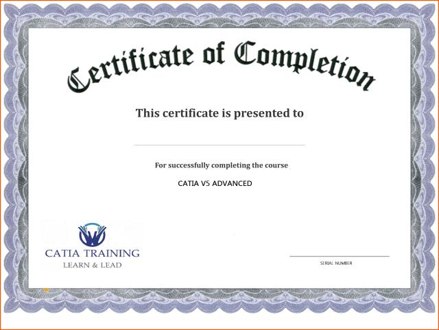 Certificate Template Free Printable Free Download   Free Inside Free Certificate Templates For Word 2007