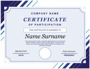 Certificates Office Pertaining To Quality Microsoft Office Certificate Templates Free