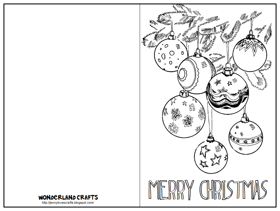 Christmas Card Templates For Kids | Printable Christmas With Regard To Printable Holiday Card Templates