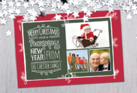 Download Free Photo Christmas Card Templates Throughout 11+ Free Christmas Card Templates For Photoshop