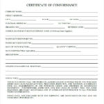❤️ Free Sample Certificate Of Manufacturing Templates❤️ In 11+ Certificate Of Manufacture Template