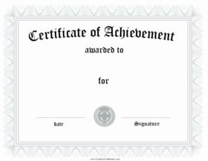 Fake Diploma Certificate Template Unique 99 Award Templates With Regard To Fake Diploma Certificate Template