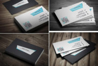 Free Business Card Psd Templates Collection In Calling Card Psd Template
