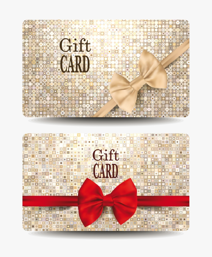 Free Gift Card Design Template With Regard To Present Card Template