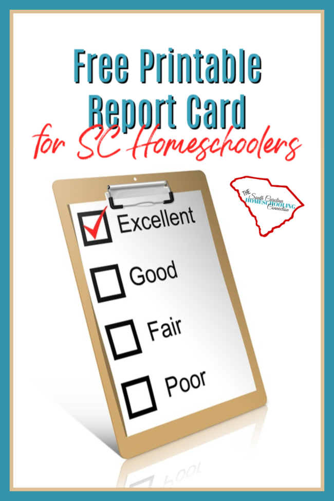 Free Printable Report Card Throughout Quality Homeschool Report Card Template Middle School