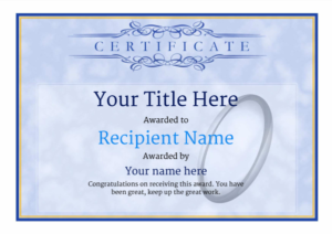 Free Rugby Certificate Templates Add Printable Badges In Quality Rugby League Certificate Templates