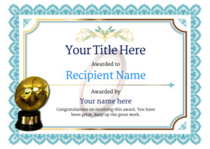 Free Rugby Certificate Templates Add Printable Badges & Medals Throughout Rugby League Certificate Templates