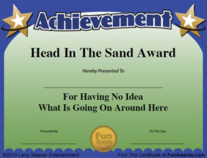 Funny Employee Awards 101 Funny Awards For Employees, Work Within 11+ Funny Certificates For Employees Templates