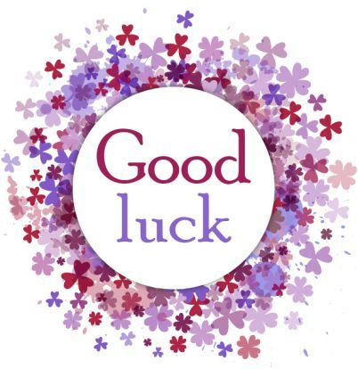 Good Luck Card Template: 13 Templates That Bring Good Luck With Regard To Good Luck Card Template