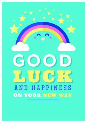 Good Luck Card Template: 13 Templates That Bring Good Luck Within Good Luck Card Template