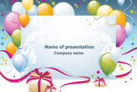 Greeting Powerpoint Templates And Google Slides Themes Within Quality Greeting Card Template Powerpoint