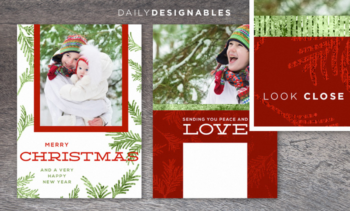 Holiday Card Template Archives Online Photography Within Best Holiday Card Templates For Photographers