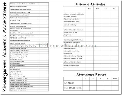 Homeschool Report Cards For Quality Homeschool Report Card Template Middle School