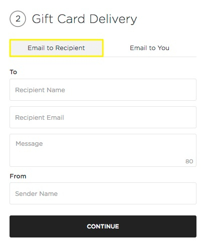How Customers Use Gift Cards – Squarespace Help Regarding Gift Certificate Log Template