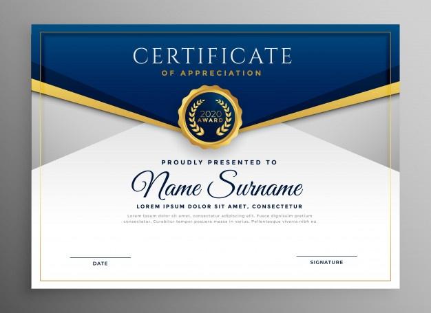 Indesign Certificate Template (10) Templates Example Within Best Indesign Certificate Template