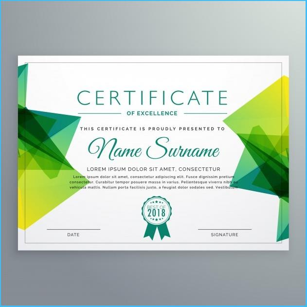 Indesign Certificate Template (4) | Professional Templates Throughout Best Indesign Certificate Template