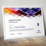 Indesign Certificate Template (7) Templates Example In Best Indesign Certificate Template