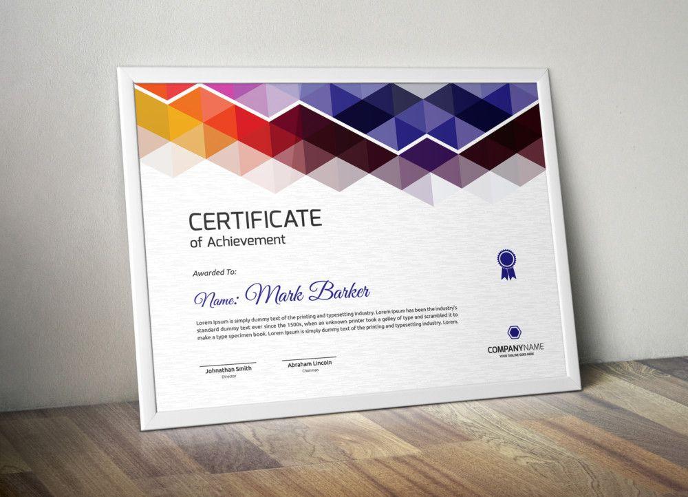 Indesign Certificate Template (7) Templates Example In Best Indesign Certificate Template