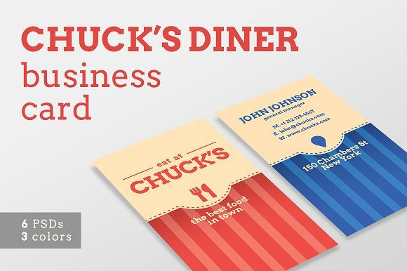 Local Diner Business Card Templates (With Images) | Business Within Quality Frequent Diner Card Template