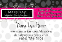 Mary Kay Business Cards Template Free | Business Card | Free Throughout Quality Mary Kay Business Cards Templates Free