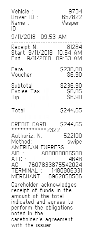 Needreceipt For Free Fake Credit Card Receipt Template
