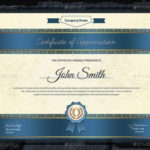 Pin On Certificate Templates For Indesign Certificate Template
