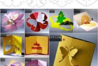 Pin On Crafts Aand Sewing Regarding 11+ Diy Pop Up Cards Templates