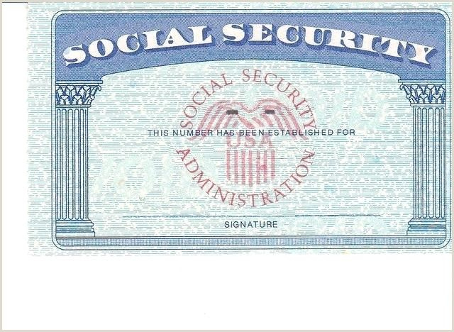 Pin On My Saves Pertaining To Free Blank Social Security Card Template Download