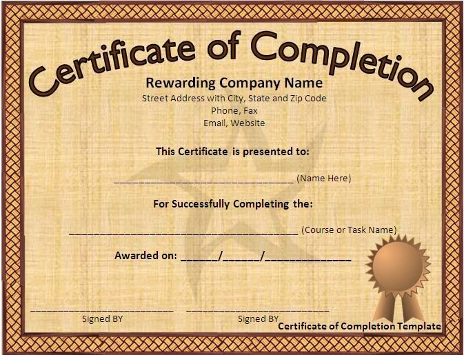 Pin On My Saves Within Microsoft Office Certificate Templates Free