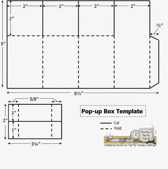Pop Up Box Card Template | Pop Up Card Templates, Box Cards Throughout Quality Pop Up Card Box Template