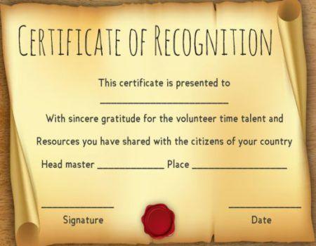 Scroll Certificates Template Free | Certificate Templates Pertaining To Certificate Scroll Template