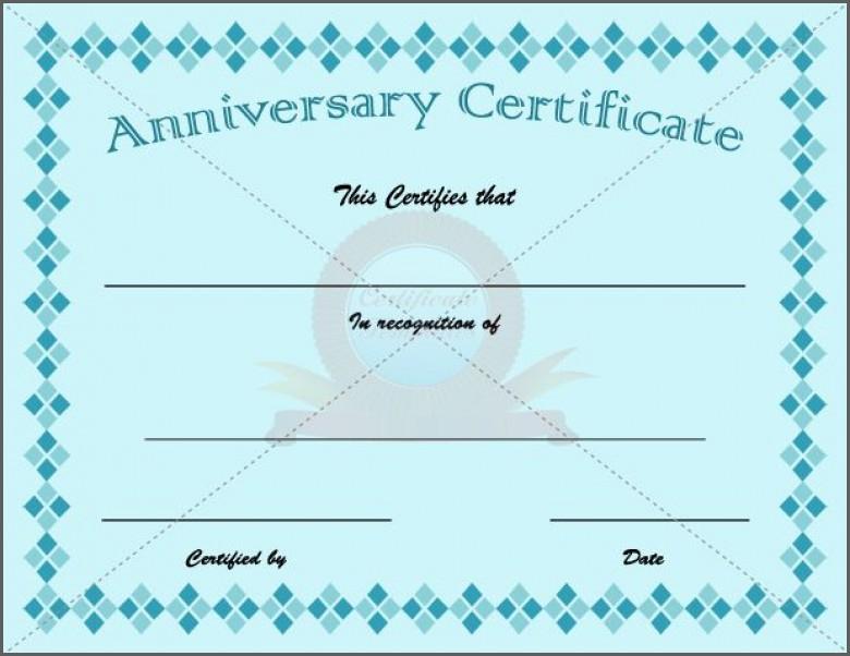 Service Anniversary Certificate Templates Employee Work Throughout Employee Anniversary Certificate Template