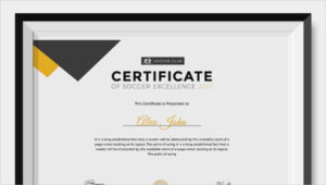 Soccer Certificate 13+ Word, Psd, Ai, Indesign Format For Soccer Certificate Templates For Word