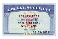 Usa Social Security Card Psd Template: Ssn Psd Template Regarding 11+ Fake Social Security Card Template Download