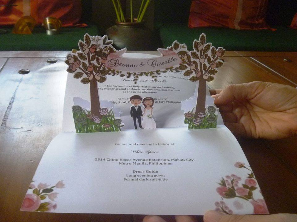 Wedding Pop Up Invitations | Pop Up Occasions Inside 11+ Pop Up Wedding Card Template Free